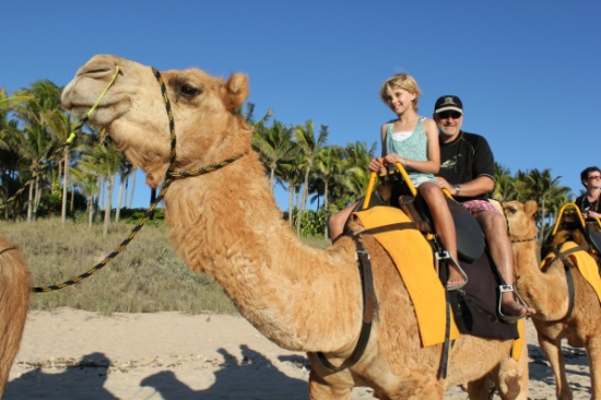 agadir camel ride