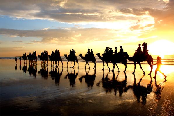 agadir camel sunset ride � agadir camel ride